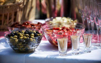 Catering aan huis: voordelen en tips bij het kiezen